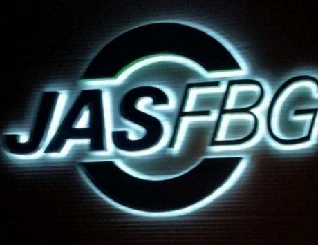 Logo – efekt HALO